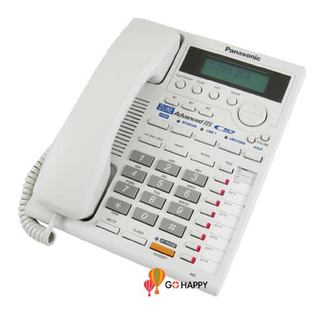 國際牌 雙外線免總機電話系統有線電話KX-TS3282