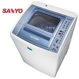 SANYO三洋 14公斤 內外不鏽鋼DD直流變頻超音波洗衣機SW-14DU6G 送安裝