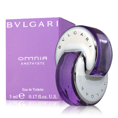 BVLGARI 寶格麗-紫水晶小香 5ml