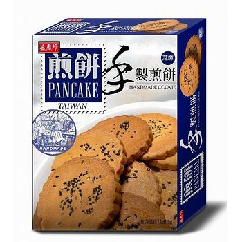 盛香珍手製煎餅-芝麻210g