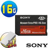 【Sony】MS PRO-HG Duo HX 高速記憶卡(16G+Phottix萬用讀卡機)