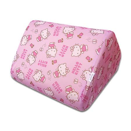 【享夢城堡】HELLO KITTY 小花日記系列-記憶三角萬用枕