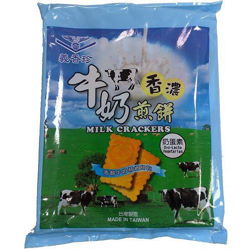 義香珍香濃牛奶煎餅192g