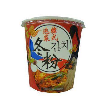 沛津杯麵-韓式泡菜冬粉33g*2入