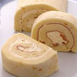 【人氣乳酪專賣-米迦】香柚瑞士捲(500g)-含運