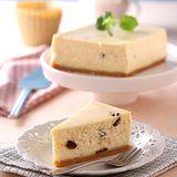 【人氣乳酪專賣-米迦】蘭姆葡萄重乳酪(650g)-含運