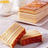 【人氣乳酪蛋糕專賣-米迦】蜂蜜千層蛋糕-含運