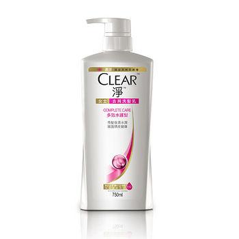 淨多效水護洗髮乳750ml