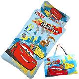 【閃電麥坤-CARS】外出篇-幼教兒童睡袋(4*5尺-藍)