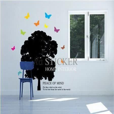 Art STICKER璧貼 。 Peace of mind (T024)