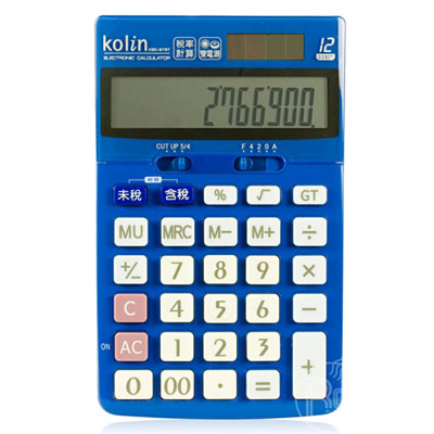 Kolin歌林多功能計算機(KEC-675)