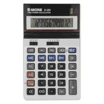 【E-MORE】12位數大字鍵計算機 JS-120V