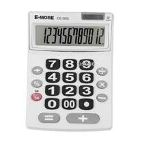 【E-MORE】北歐風格計算機 DS-3812