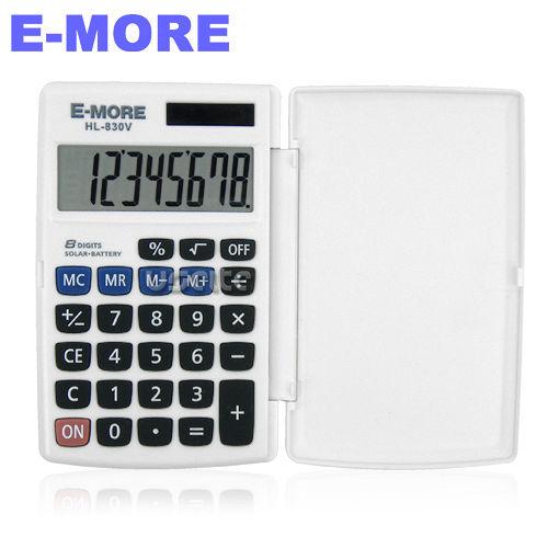 【E-MORE】旅遊型攜帶計算機 HL-830V