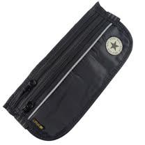 PUSH!嚴選 3艙室6夾層 防搶包 防盜腰包 護照包 隱形貼身腰包 STAR