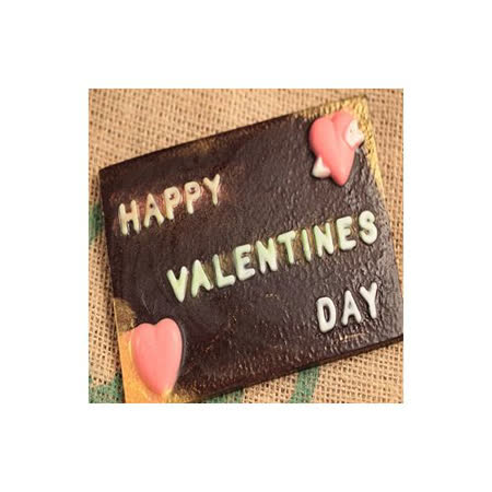 【Is Taiwan Is Chocolate】♥巧克力情人卡片♥