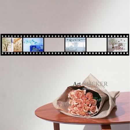Art STICKER壁貼。 Film (W064)