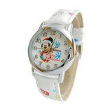 迪士尼限量聖誕繽紛錶-白
