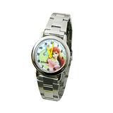 【迪士尼公主系列】美人魚兒童錶(鋼帶)