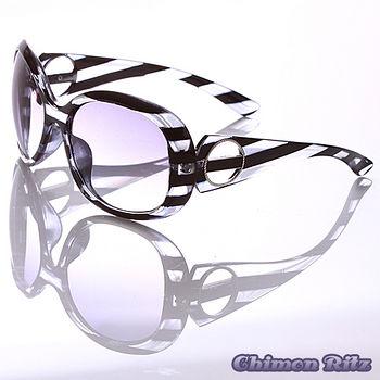 【好物推薦】gohappy【Chimon Ritz】日光晶亮太陽眼鏡-黑色價格遠 百 禮券 sogo