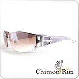 【Chimon Ritz】典雅心情太陽眼鏡-粉紫