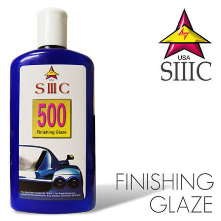 美國雷射釉 500 刮紋修補光澤復原劑
