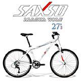 SAXSO ALASKA WOLF 27段精品登山車(車架18吋)