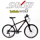 SAXSO Buffalo WOLF 27段精品登山車(車架18吋)