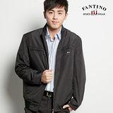 【FANTINO】運動休閒款 超薄防風外套 (黑色) 135146