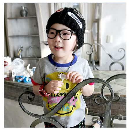 (購物車)魔法Baby ~韓版短袖潮T~時尚設計童裝~k18998