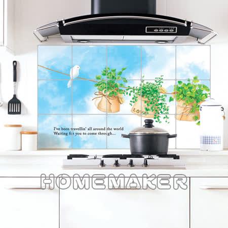 韓國廚房多功能壁飾貼片_HS-AL14