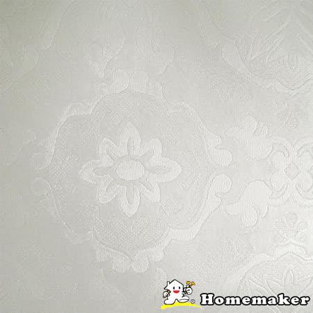 浴室玻璃窗貼(花葉)-BW02