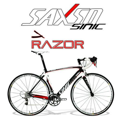 SAXSO SINIC Razor 旗艦級Force全碳纖公路車