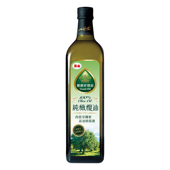 泰山健康好理由100%橄欖油1L