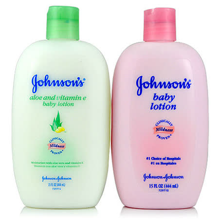 Johnson 嬌生 嬰兒潤膚乳液 (444ml) 兩款可選