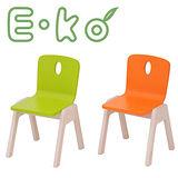 《C&B》E-Ko亮彩兒童學習靠背椅