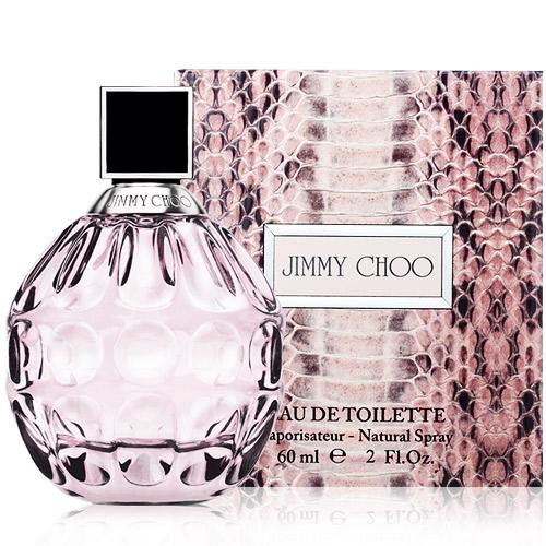 JIMMY CHOO 同名女性淡香水(60ml)-送品牌小香
