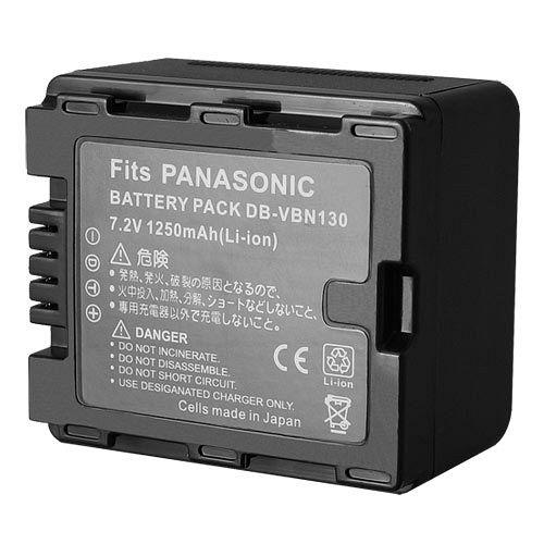 ~Kamera~佳美能 Panasonic VW~VBN130 日製副廠攝影機鋰電池