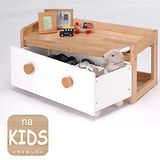 《C&B》na-KIDS兒童收納箱學習桌
