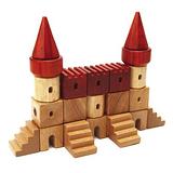 EDTOY愛迪-磁性城堡積木