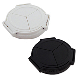 Panasonic LX5 專用賓士自動鏡頭蓋+專用靜電式螢幕保護貼