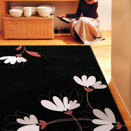 范登伯格-德克薩斯輕柔絲光地毯-芽米-140x200-共兩色