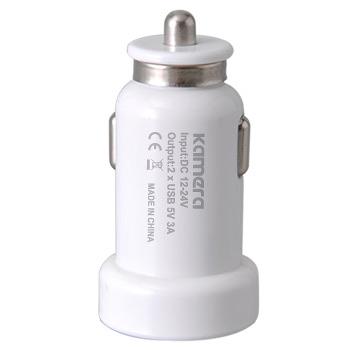 Kamera 迷你型USB車充頭CP-18 - 5V/3A