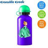Crocodile Creek環保兒童不鏽鋼水瓶(優雅公主)