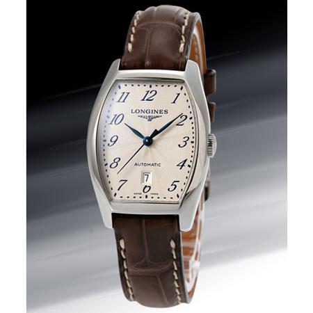 LONGINES Evidenza 典藏機械腕錶(L21424732)