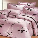 Joy bed【心戀禮物】雙人鋪棉八件式床罩組(台灣製)