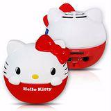 Hello Kitty 造型口袋迷你隨身喇叭(含鋰電池)