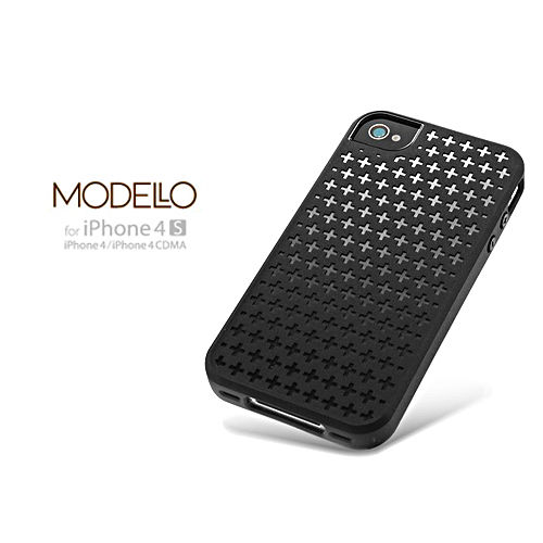 SPIGEN SGP iPhone 4 4S Case Modello 系列保護殼