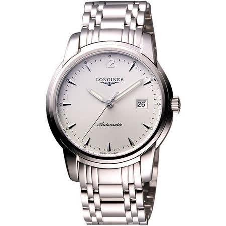 LONGINES Saint-Imier 經典復刻腕錶(L27664726)-銀