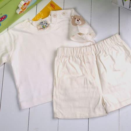(購物車)魔法Baby~短袖肩開釦上衣+牛仔布外出短褲套裝~k01146
